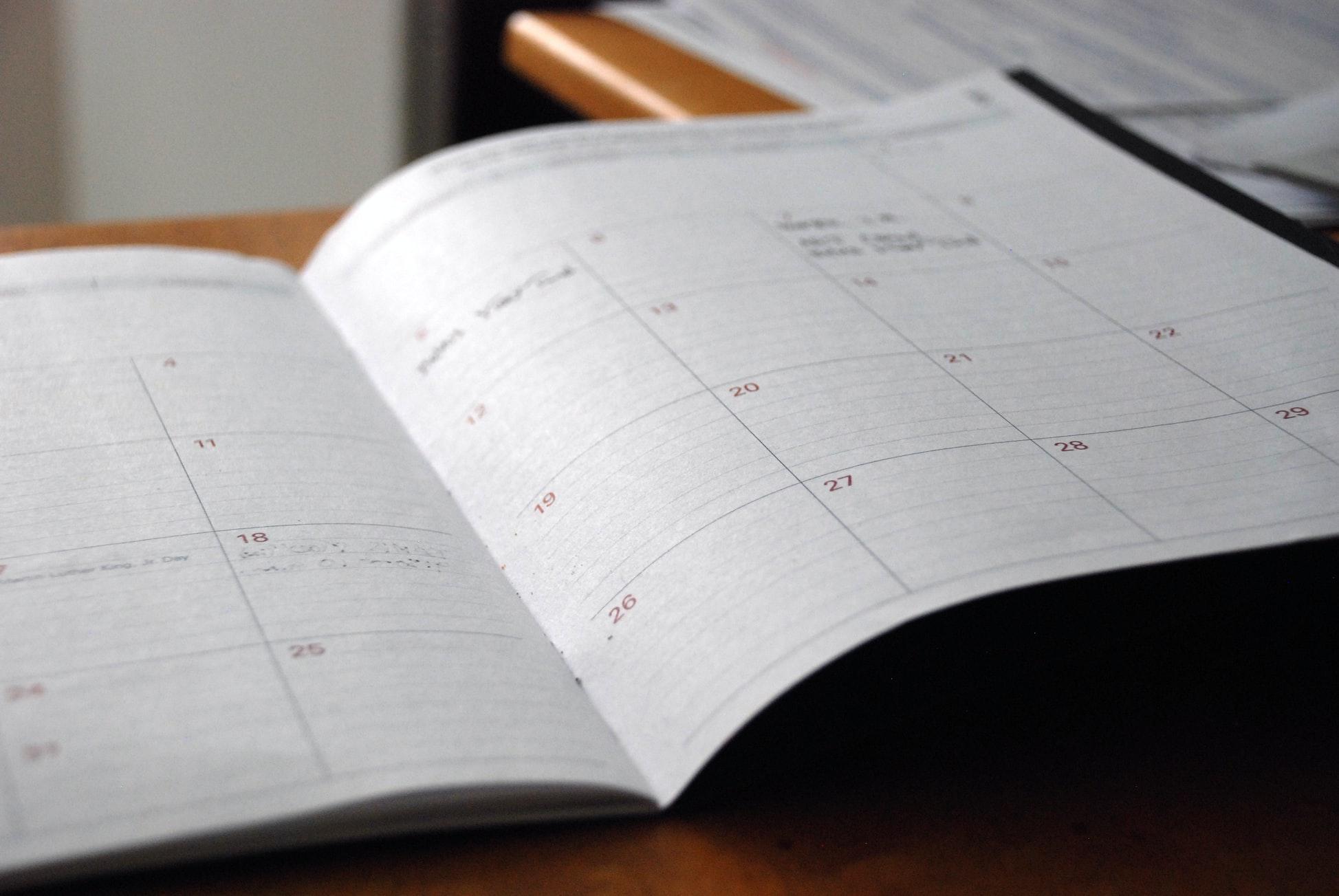 Ważne daty października
